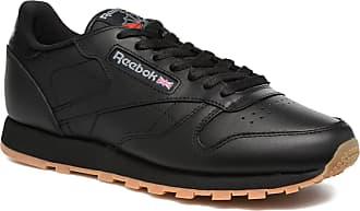 dda0ab71cb0f Reebok Classic Leather - Sneaker für Herren   schwarz