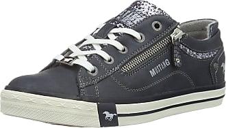 Mustang 1146-301, Womens Low-Top Sneakers, Blue (820 navy), 3.5 UK (36 EU)