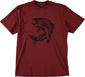 Filson S S Outfitter Graphic Tee Brick Red - XXL / Brick Red