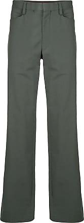 Kolor long wide leg tailored trousers - Green