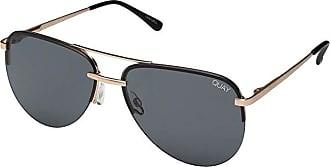 Quay Eyeware Quay x JLo The Playa (Rose/Smoke) Fashion Sunglasses