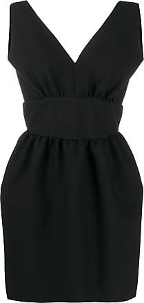 Msgm low-back dress - Black