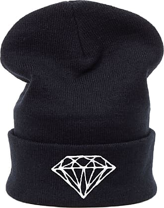 morefaz Winter Worm Beanie Hat Mens Womens Oversized Baggy Hats Easy Swag Meow Bad hair day (Diamond)