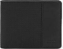 BOSS Geschenk-Set mit Kartenetui aus Leder und Geldscheinklammer