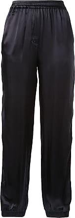 Zoe Karssen relaxed fit track pants - Black