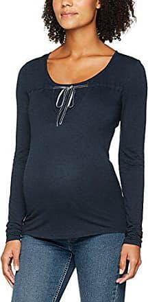 Noppies tee Nurs LS Rosalyn Camiseta de Manga Larga premam/á para Mujer