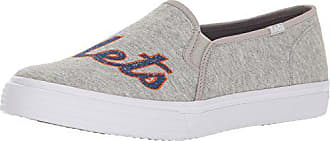 Keds Womens Double Decker Mlb Fashion Sneaker,Mets,8 M US