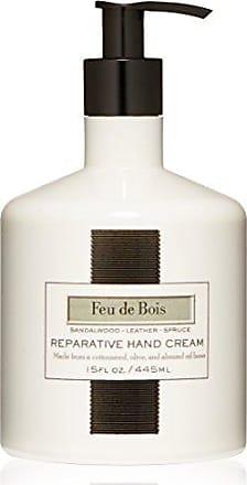 Lafco House & Home Reparative Hand Cream, Feu de Bois, 15 Fl Oz