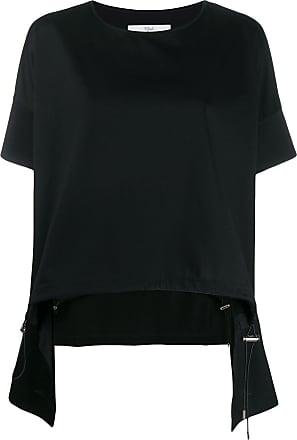 Ujoh Camiseta oversized - Preto