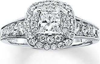 Kay Jewelers Diamond Engagement Ring 1-1/5 ct tw 14K White Gold