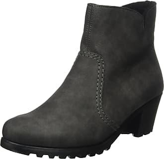 Rieker Womens Y8073 Boots, Grey (Anthrazit 45), 5 UK
