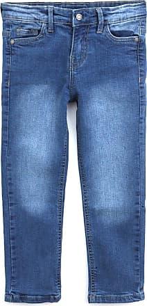 Tip Top Calça Jeans Tip Top Infantil Estonada Azul