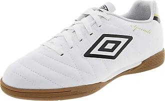 82d8776507 Umbro Chuteira Masculina Speciali Club Branco Preto Umbro - 0F72057