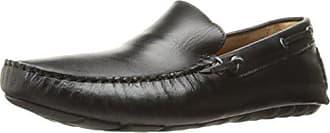 G.H. Bass & Co. Mens Walter Slip-On Loafer, Black, 12 M US