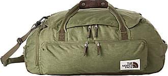 The North Face Berkeley Duffel - Medium (Four Leaf Clover Dark Heather/New Taupe Green Dark Heather) Duffel Bags