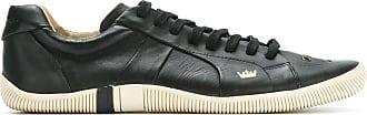 Osklen panelled sneakers - Black