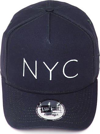 New Era Boné New Era Snapback NYC Azul-marinho