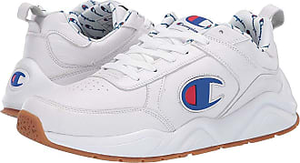 326b1b442e87b8 Champion 93Eighteen Big C (White Leather) Mens Shoes
