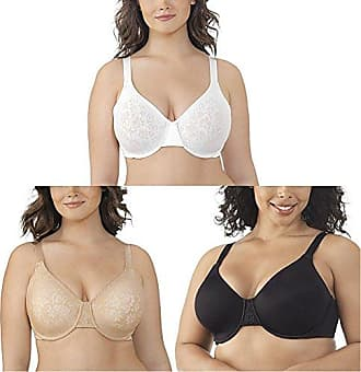 abaa47bb6e549 Vanity Fair Womens Beauty Back Minimizer Full Figure Underwire Bra 76080