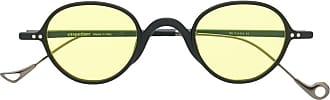 Eyepetizer Óculos de sol redondo - Preto