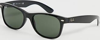 Ray-Ban Wayfarer - Sonnenbrille mit mittelstarkem Rahmen - 0rb2132-Schwarz