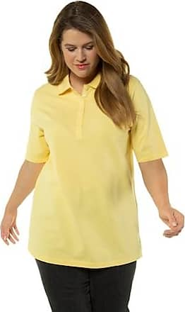 4581f5a0fb30 Ulla Popken Pique Polo Short Sleeve Regular Fit Cotton Shirt - Plus size  fashion