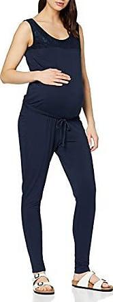 MAMALICIOUS Mlbecky S//S Jersey Jumpsuit Peto premam/á para Mujer