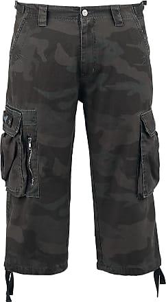 Korte Broek Legerprint Heren.Voor Mannen Shop Korte Broeken Van 13 Merken Stylight