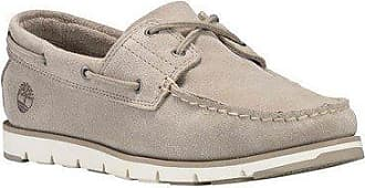 c36432d421 Timberland Damen Camden Falls Suede Mokassin, Taupe (Simply Taupe Suede  L47), 42
