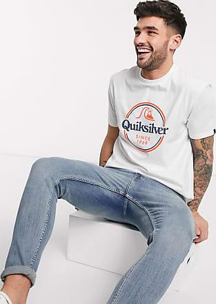 Quiksilver Words Remain - T-shirt bianca-Bianco