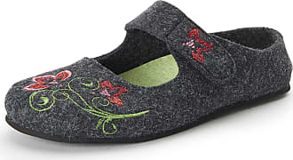 Peter Hahn Slippers Biostep by Peter Hahn grey