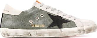 Golden Goose Superstar sneakers in vintage suede