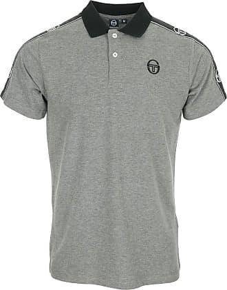 White XXL /& XL Sergio Tacchini Men/'s ZIRCO Polyester Knit Tennis Polo Shirt