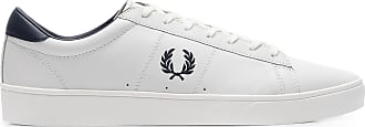 Fred Perry TÊNIS MASCULINO SPENCER LEATHER - BRANCO