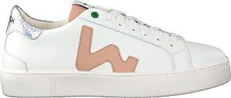 Womsh Weiße Womsh Sneaker Low Snik
