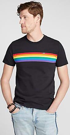 Levi's Rainbow block T-shirt