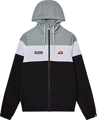 Ellesse Men Track Jacket Mattar, Size:L, Color:Black