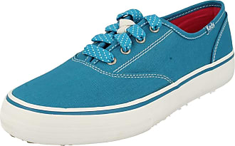 Keds Double Dutch Seasonal Sneaker Teal, Blue, 37