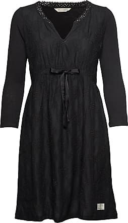 Odd Molly Velouragenius Dress Almost Black Klänningar