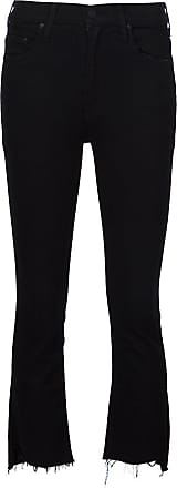 Mother cropped jeans - Black