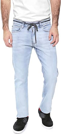 Element Calça Jeans Element Reta Old Azul Azul