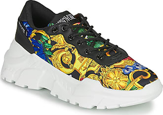 Versace EOVVBSC3 Trainers Femmes Multicoloured - UK:3.5 - Low top Trainers