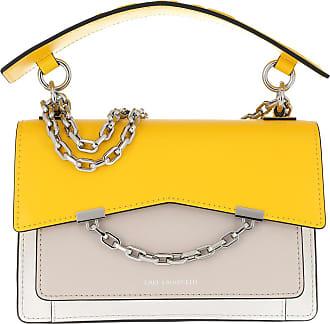 Karl Lagerfeld Karl Seven Shoulderbag Sun Yellow Umhängetasche gelb