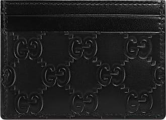 Gucci Porta carte in pelle Gucci Signature