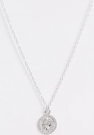Kingsley Ryan necklace in sterling silver with coin pendant