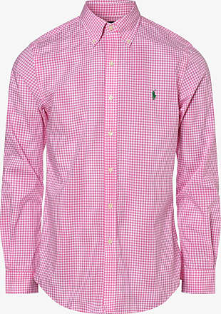 Polo Ralph Lauren Herren Hemd - Slim Fit rosa