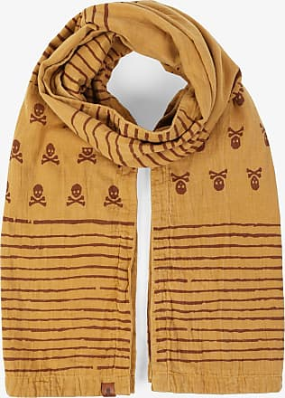 Scalpers Striped Skull Scarf