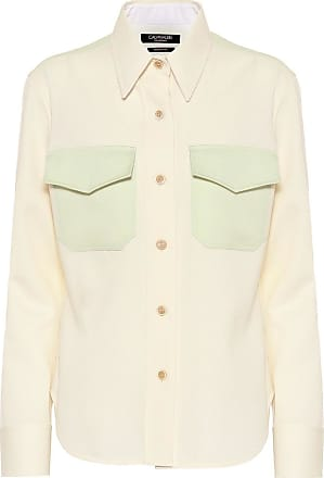 CALVIN KLEIN 205W39NYC Bluse aus Wolle
