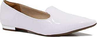 Zariff Sapatilha Zariff Shoes Loafer Verniz Bico Fino