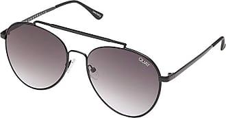 Quay Eyeware QUAYxBenefit Lickety Split (Black/Smoke Fade) Fashion Sunglasses